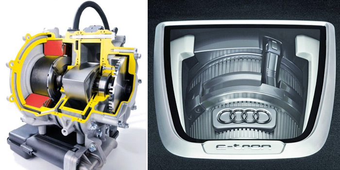 The Most Interesting Aspect Of This Project Is Ic Range Extender Which A El Rotary Engine Developed By Austrian Firm Avl
