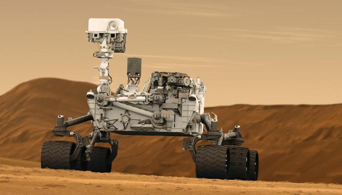 curiostiy mission space - photo #2