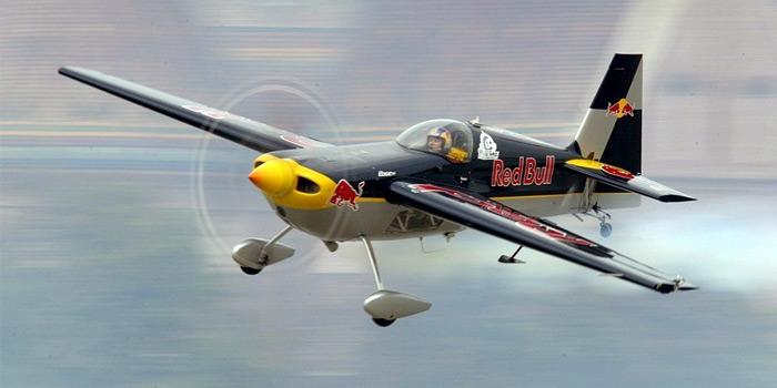 Red bull air racing planes