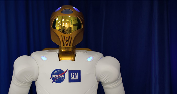Robonaut2 - humanoid robot from NASA / GM | robotics news ...