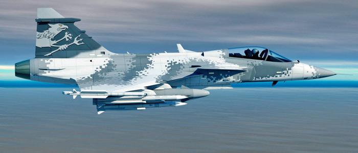 Sea Gripen for India | aerospace news | robotpig net