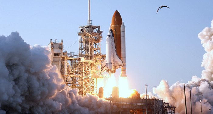 how many space shuttle missions were successfully completed - photo #19