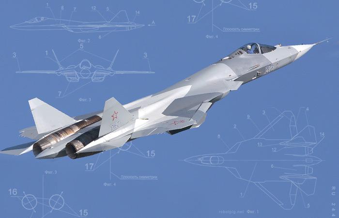 Sukhoi T-50 / PAK FA - Patent Analysis